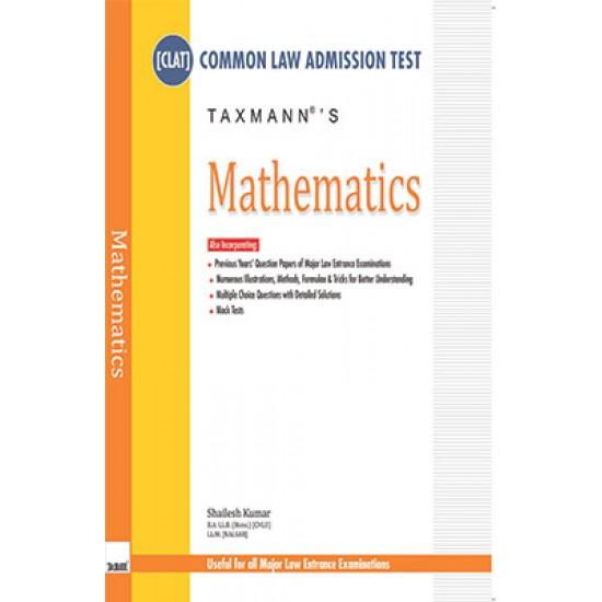 CLAT - Mathematics - English, Paperback, Rk Gupta