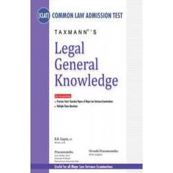 CLAT - Legal General Knowledge - English, Paperback, Rk Gupta