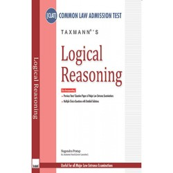 CLAT - Logical Reasoning  - English, Paperback, Rk Gupta